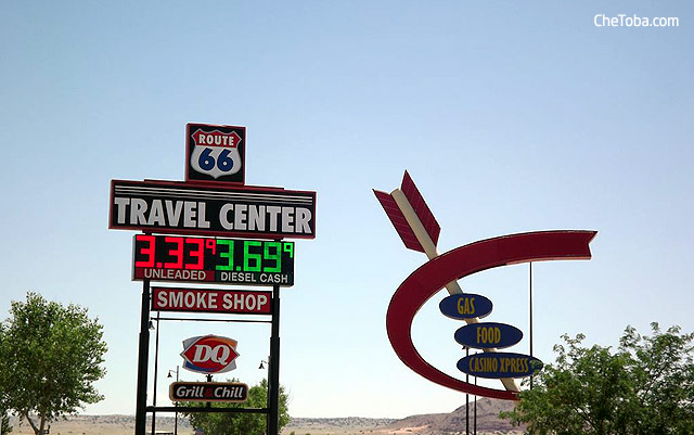 Travel Center Route 66