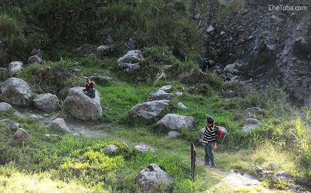 trekking baños