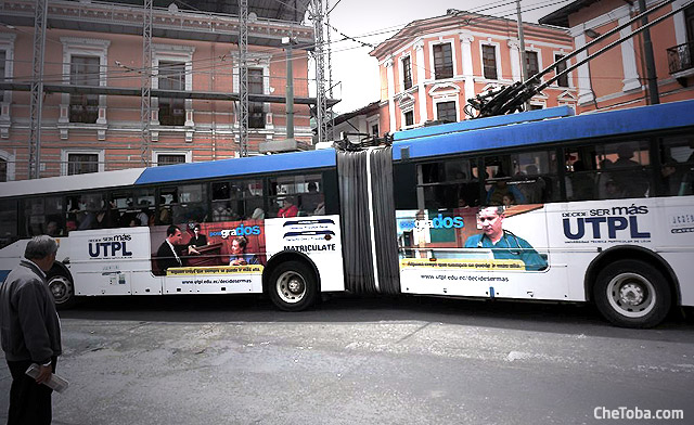 trolley-quito