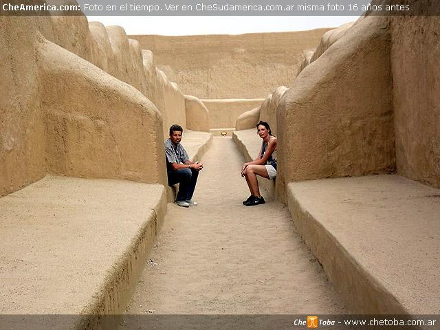 Visitar las Ruinas de Chan Chan en Perú