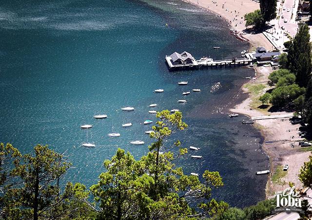 Vista Lago Lácar