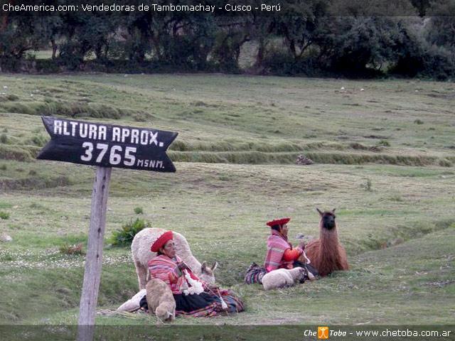 Vendedoras Cusco Perú