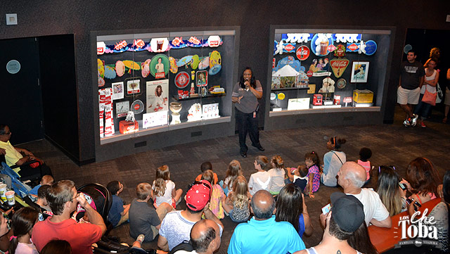 Visita al Museo de Coca Cola