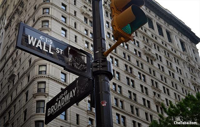 Wall Street Manhattan