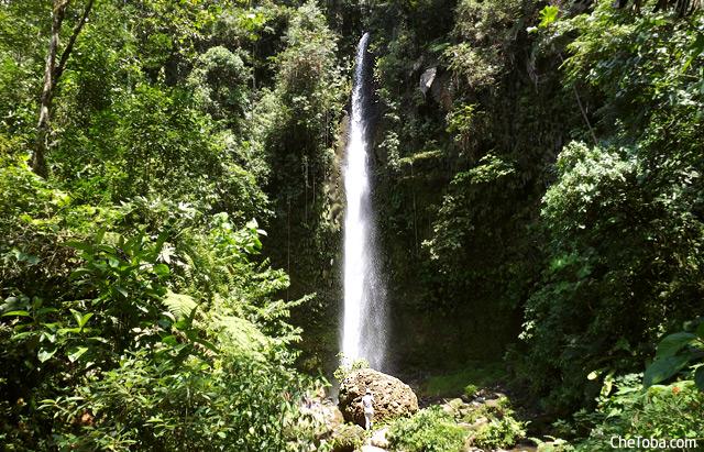 Cascada Puyo Ecuador