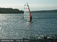 Windsurf dique Embalse Rio Tercero